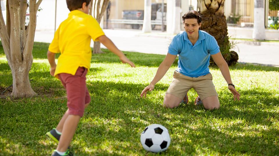 Sobrepeso…El buen ejemplo de los padres es la mejor enseñanza