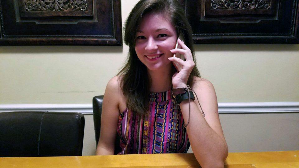 """Samantha Cardozo """"Desde hace más de 18 años mi papá ya no tiene Diabetes"""""""